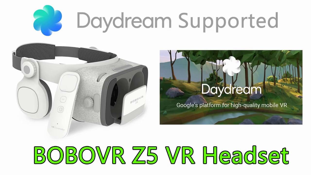 BOBOVR Z5 review: affordable smartphone VR headset