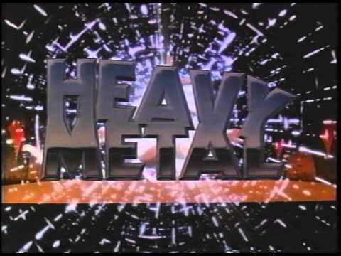 Heavy Metal Animated Movie Trailer (1981)