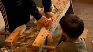 Trackers Kids: Woodworking for Kids, Winter 2010