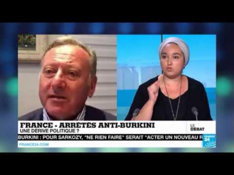 Le débat France 24 25.08.2016