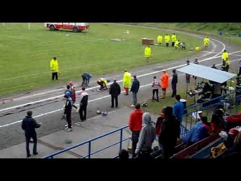 Dominik Weinfurter - 100m Překážek (1.pokus)