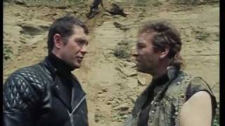 "the professionals  ""Bodie talk""  ""stop kidding"""
