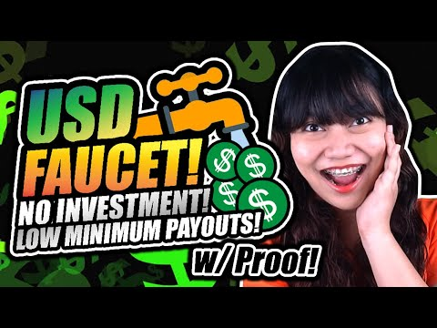 USD CLAIM FAUCET - FREE PAYPAL MONEY! | LEGIT! WITH PROOF OF PAYMENT | New Mobile App