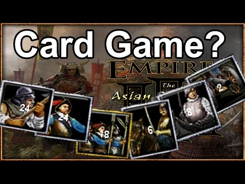 The Age of Empires 3 Card Game!?