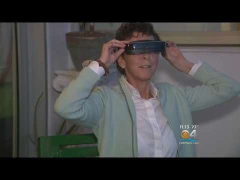 Miami Woman Gets The Gift Of Sight For The Holidays