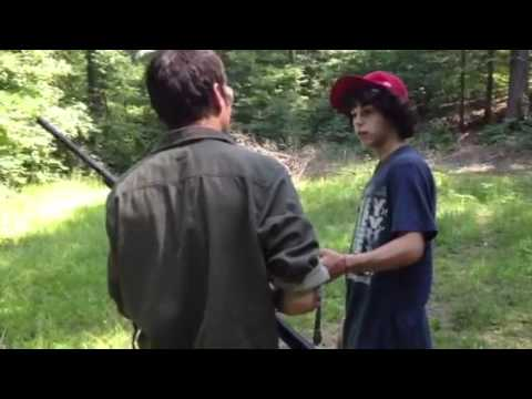 Boys shooting