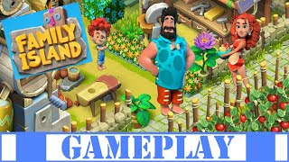 Family Island First Time Gameplay