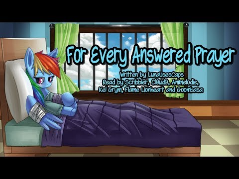 Pony Tales [MLP Fanfic Reading] For Every Answered Prayer (tragedy/slice-of-life)