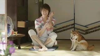 【日本廣告】相葉雅紀因為主演日劇,近期廣告很多,今次他在家中十分痕...