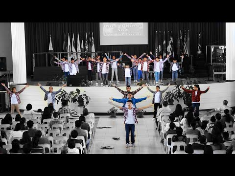 "Dance Department x ""Faith-Hillsong"""