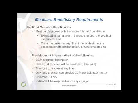 Getting Started with Chronic Care Management Webinar HD James Grant