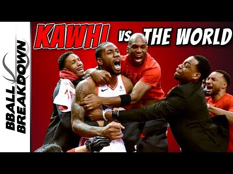 Kawhi Leonard: The ONLY Game 7 Buzzer Beater In NBA History