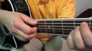 Bai Tap 9 Guitar - Tinh Yeu Mo Khuat