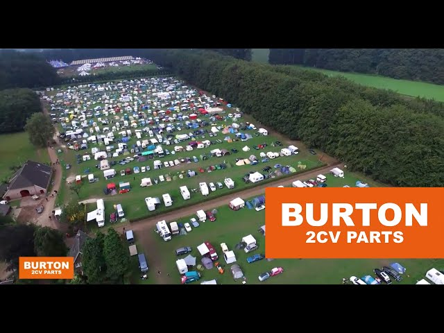 Burton Car Company - ICCCR 2016 Aftermovie