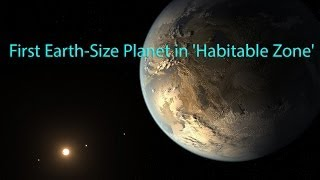 First Earth Size Planet In 'habitable Zone'