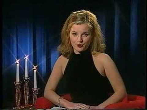 SVT2-hallåa Malin Peterson 1996-12-31