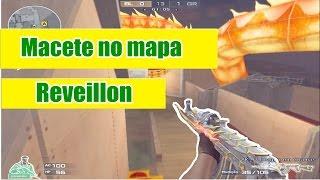 "Macetinho no mapa ""Reveillon""  [CF/AL]"