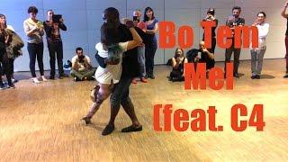 Bo Tem Mel (feat. C4Pedro) - Kizomba 2.0 - ENNUEL & HAKIMA