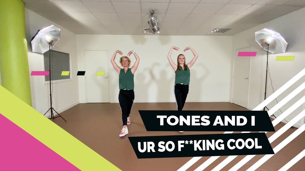 TONES AND I - UR SO F**KING COOL - Choreography - Easy to follow dance - Coreografia