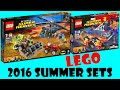 NEW LEGO Summer 2016 DC & Marvel Super Heroes Set Pictures & Thoughts - BrickQueen