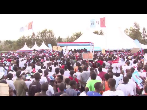 RPF Presidential Campaign | Rwamagana, 23 July 2017