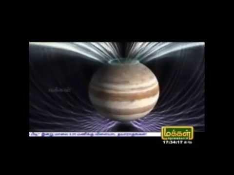 JUNO MIssion - Andam on Makkal TV