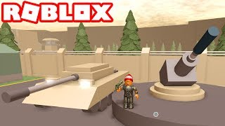 Roblox - BUILDING a MILITARY BASE!! -Militärkrieg Tycoon 🎮