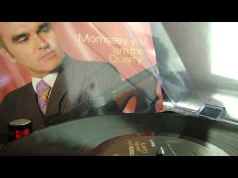 Morrissey - Complete B Side [ You Are The Quarry LP ]