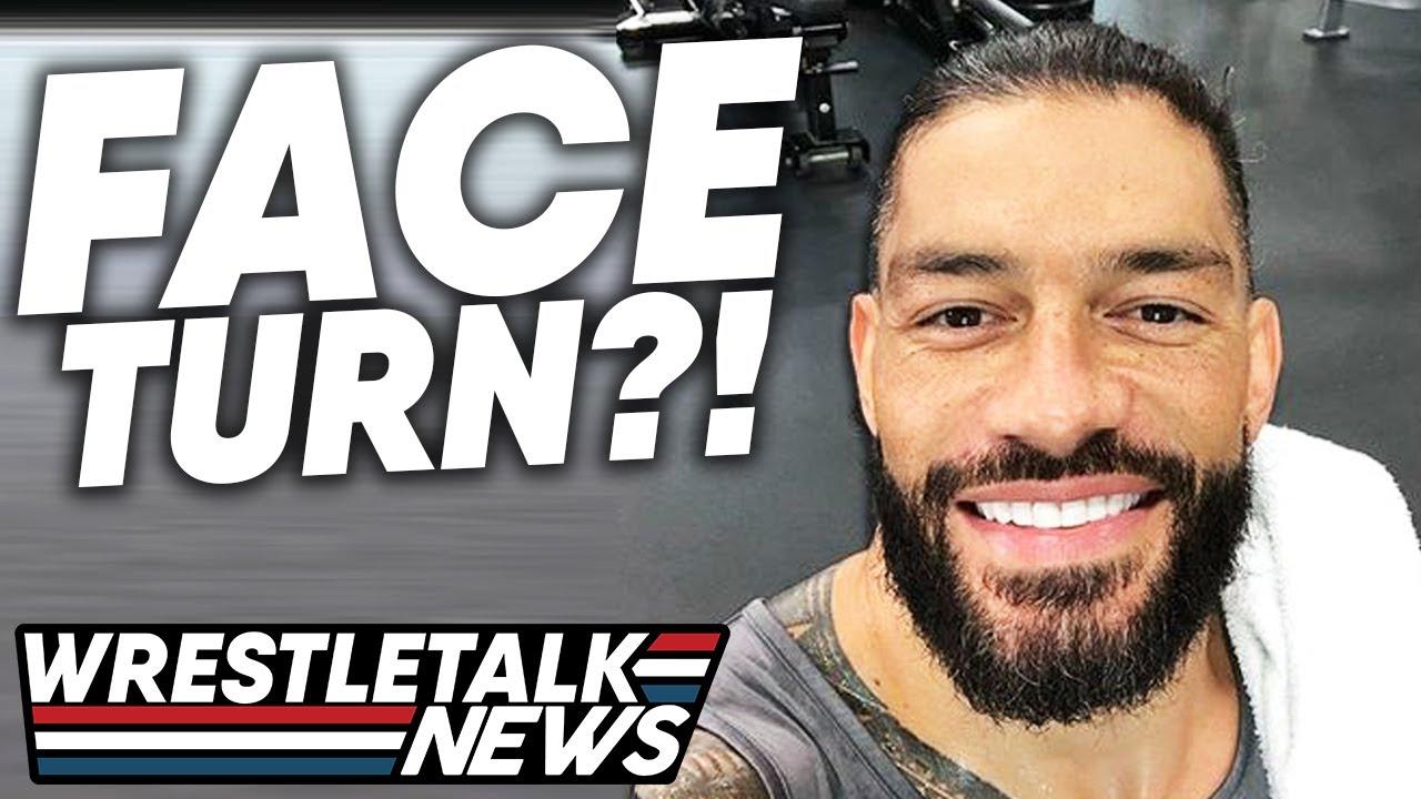 WWE Turning Roman Reigns BABYFACE?! Top Star LEAVES WWE NXT? | WrestleTalk