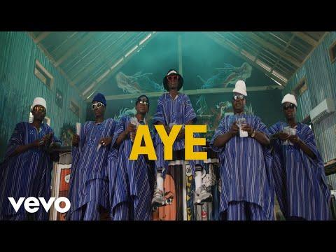 Nappy, Burna Boy - Aye (Official Video)
