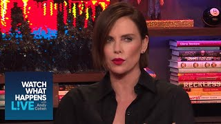 Do Charlize Theron and Angelina Jolie Have Beef? | WWHL