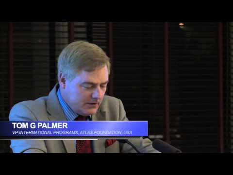 ALF 2014: Welcome Address | Baishali Bomjan and Tom G Palmer