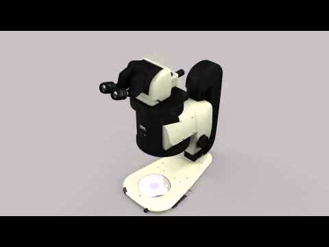 Стереомикроскоп Nikon модель SMZ25