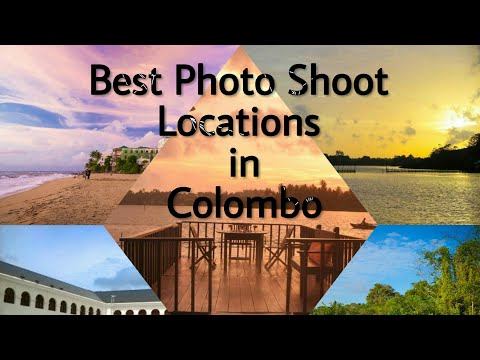 Best Photo Shoot Locations In Colombo