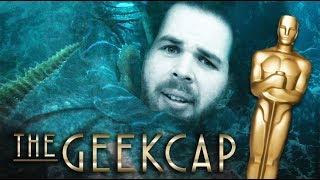 Sexy Fishman Sweeps at the Oscars - Hi-Def Ninja Presents The GeekCap Ep. 07