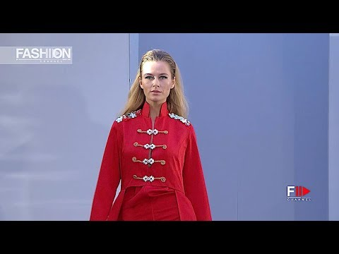 FLLUMAE Arab Fashion Week Resort 2019 Dubai - Fashion Channel