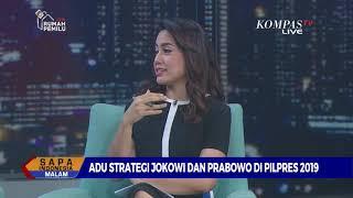 Pilpres 2019 Ajang Adu Strategi Jokowi dan Prabowo