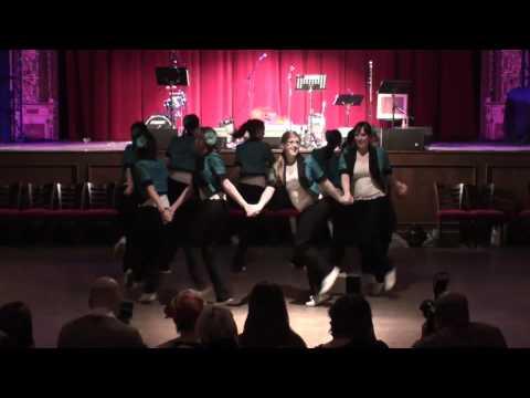 Followlogie 2012 - Cabaret Competition - Dynamite Girls