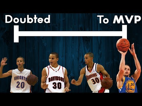 Timeline of How Stephen Curry Changed the NBA | iNerdSome