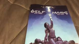 Self/Made  issue 1 Comic Review | new number 1 from image