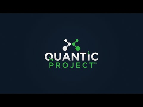 Speed Art | Quantic Project Branding - New Gaming Channel | By AzeroxDzn