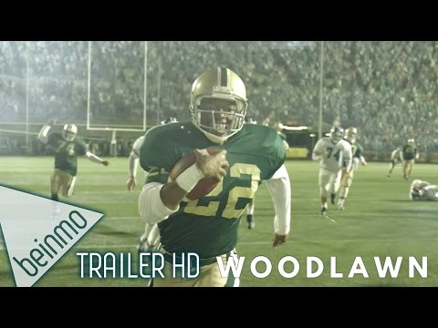 Woodlawn Official Trailer 3 (2015) Jon Voight, Sean Astin Inspiring Football Movie