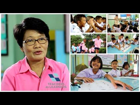 การจัดการเรียนรู้แบบ BBL โรงเรียนวัดสวนแตง (การศึกษาทางไกลผ่านดาวเทียม)