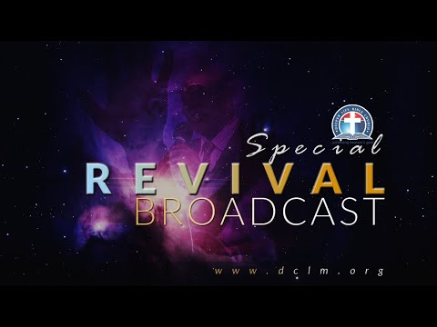 Special Revival Broadcast (November 05, 2020) || Living by the Power of the Almighty