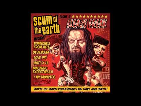 Scum Of The Earth - Bombshell From Hell
