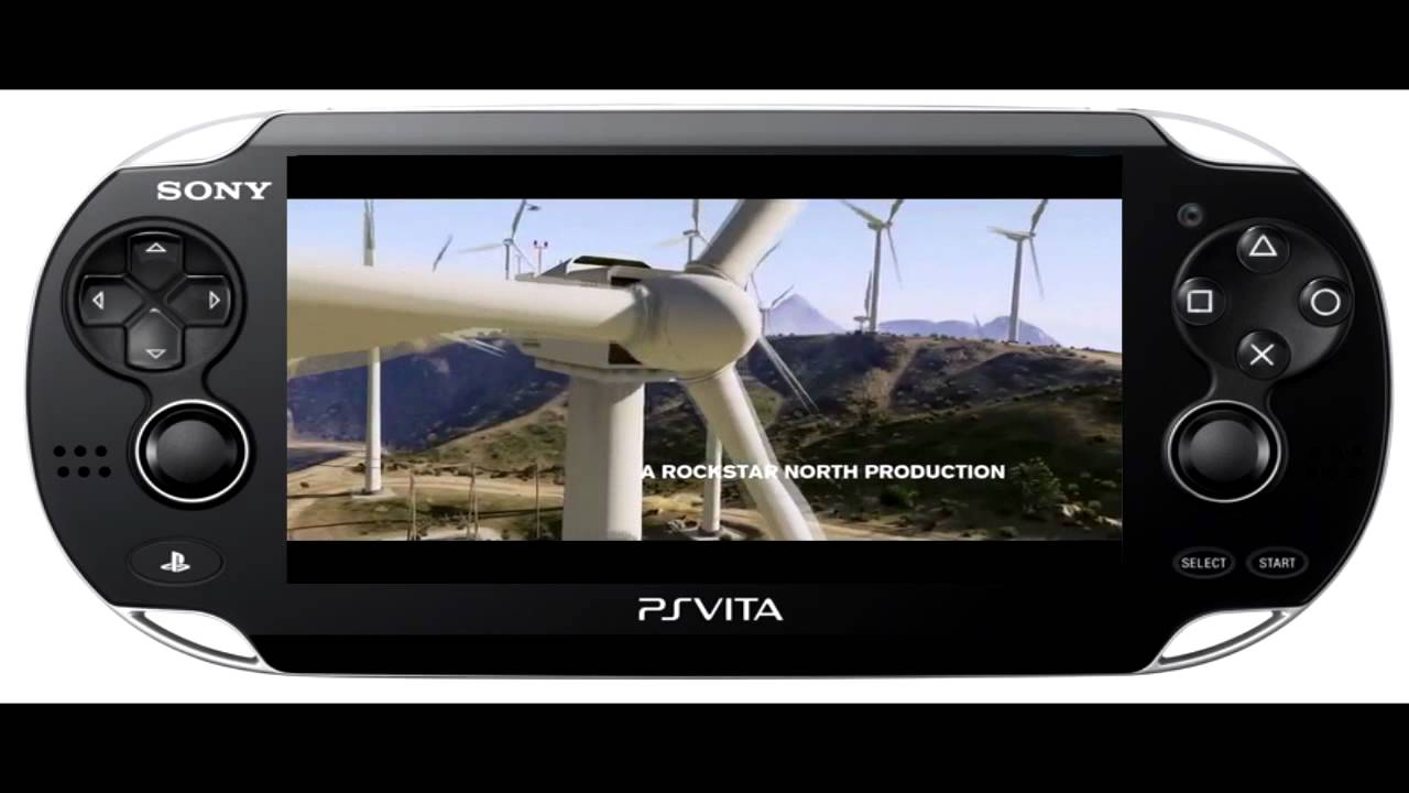 Playstation Vita Gta 5 : Ps vita gta v official trailer youtube