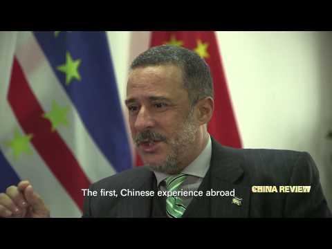 10Ambassador of Cape Verde to China