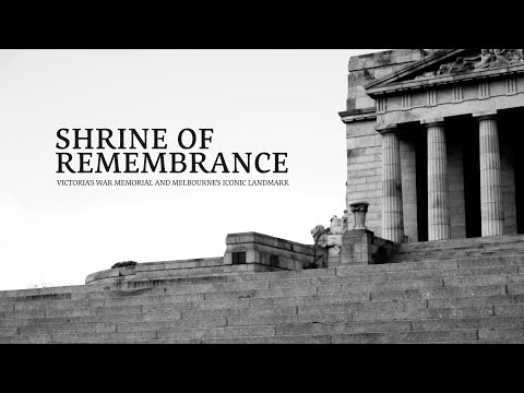 Shrine of Remembrance (Documentary)