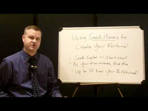 """Attracting Money Fast """"Using Seed Money to Create Your Fortune"""""""