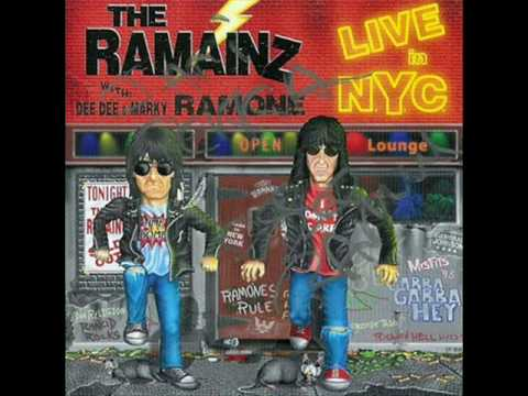 DEE DEE RAMONE Y MARKY RAMONE THE RAMAINZ LIVE IN NYC 1999 COMMANDO (solo audio)